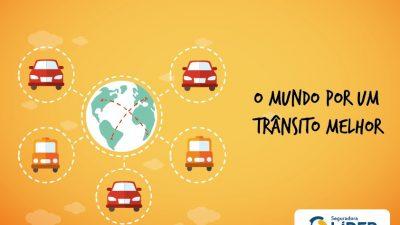 Um trânsito melhor: uma causa mundial