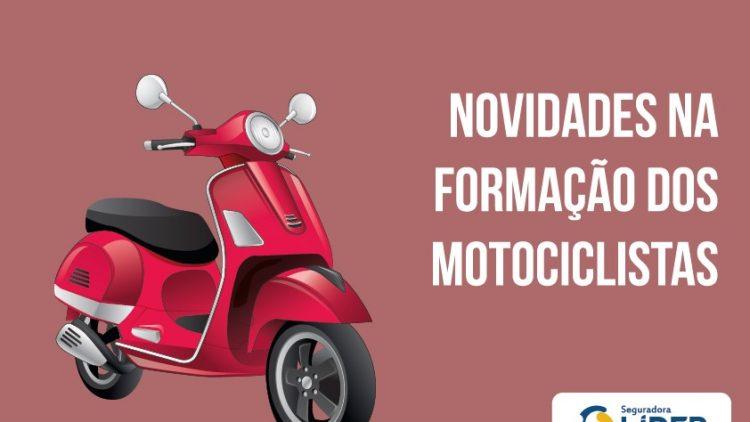 Pilotando com segurança: mudança na formação dos motociclistas