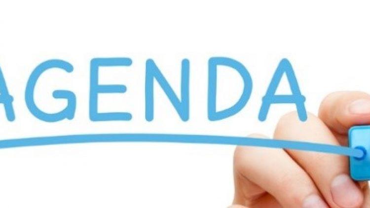 Agenda SINDSEGRS de março a maio de 2018