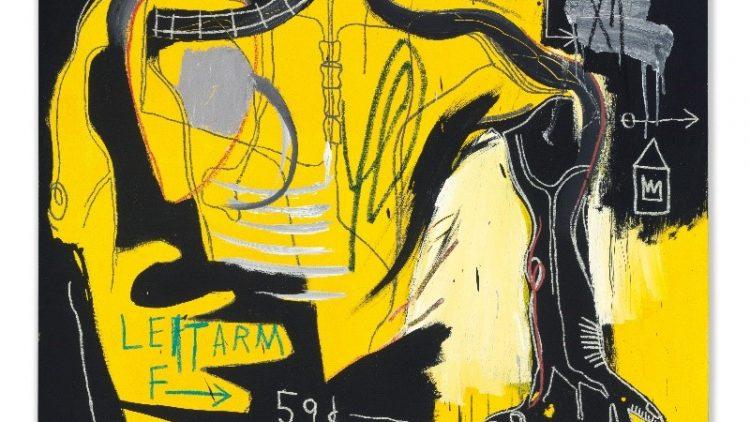 GRUPO SEGURADOR BANCO DO BRASIL E MAPFRE patrocina exposição sobre Jean-Michel Basquiat