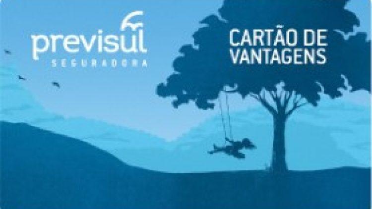 Previsul apresenta Clube + Vantagens Previsul