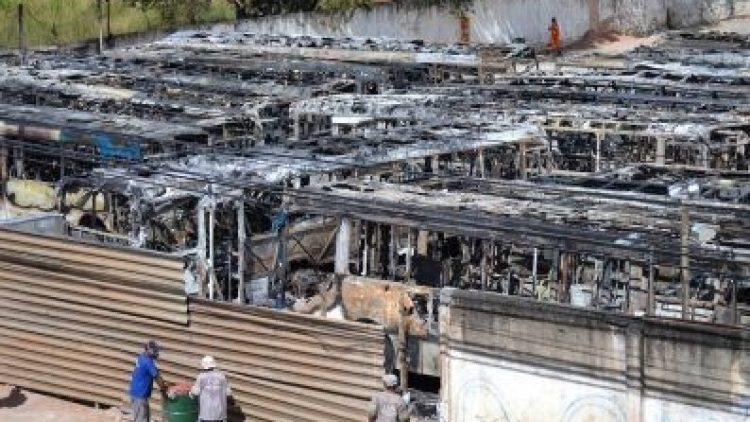 Incêndio em Salvador: empresas preferem autogestão ao seguro
