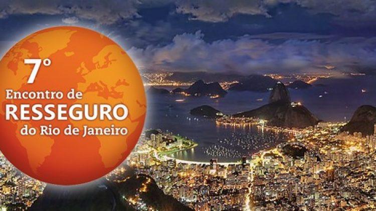 Termina em 28 de fevereiro o período para se inscrever com desconto no 7º Encontro de Resseguro do Rio de Janeiro