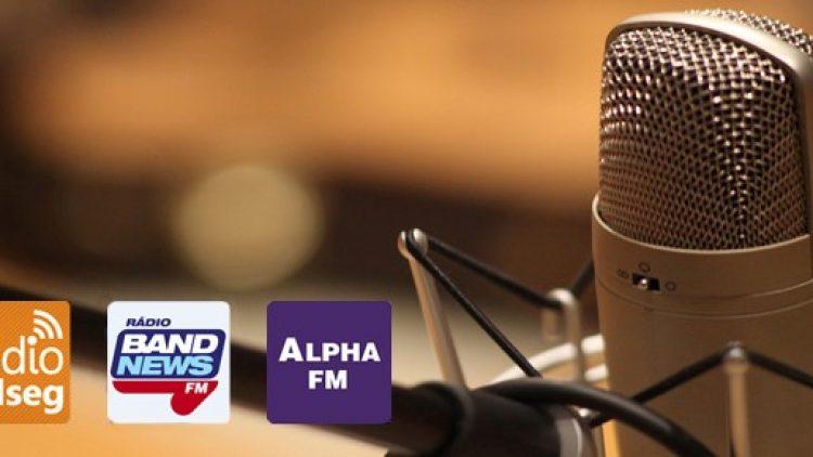 Sintonizado no Seguro hoje na BandNews e na Alpha FM