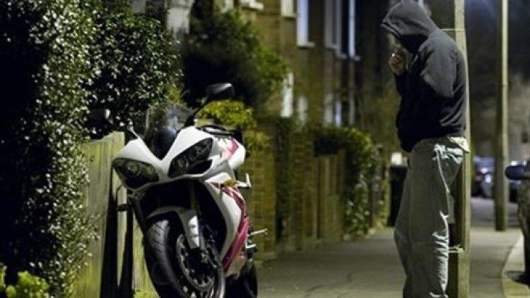 Roubos e furtos de motos acima de 250 cilindradas crescem 41,46%