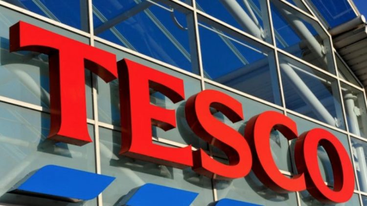 Rede de supermercado Tesco às voltas com indenizações de £ 4 bi