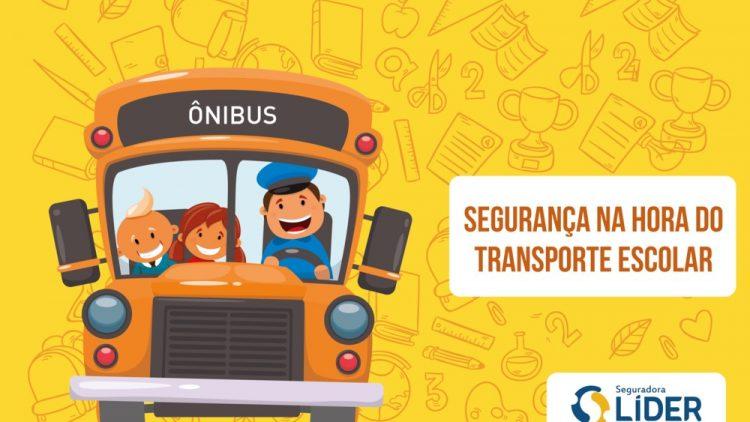 Volta às aulas? Confira algumas dicas para escolher o transporte escolar mais seguro