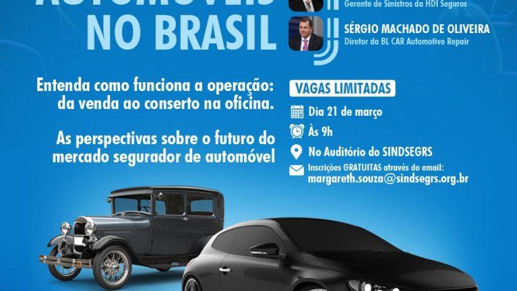Workshop – Seguro de Automóveis no Brasil