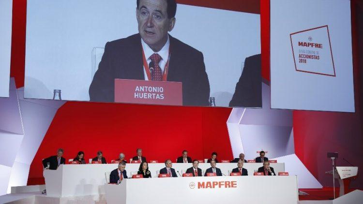 Acionistas da Mapfre aprovam demonstrações do exercício de 2017