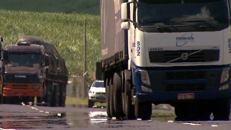 Brasil ocupa lista de países com maior índice de roubo de carga