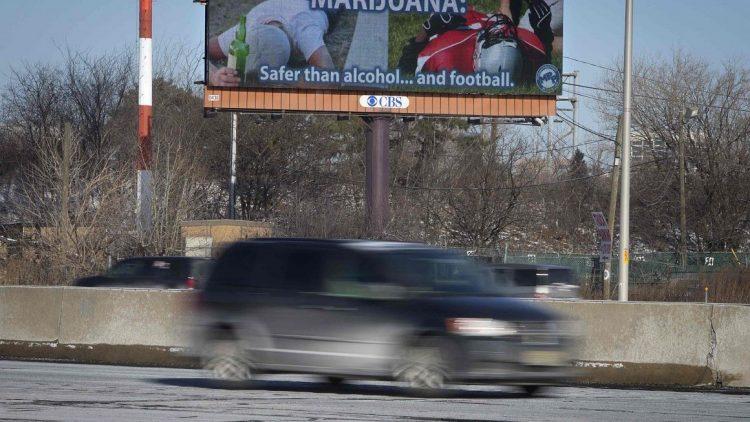 Mortes no trânsito aumentam após uso de maconha