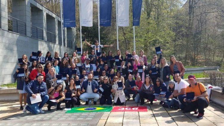 Ação de seguradora premia parceiros com viagem e passeios na Suíça