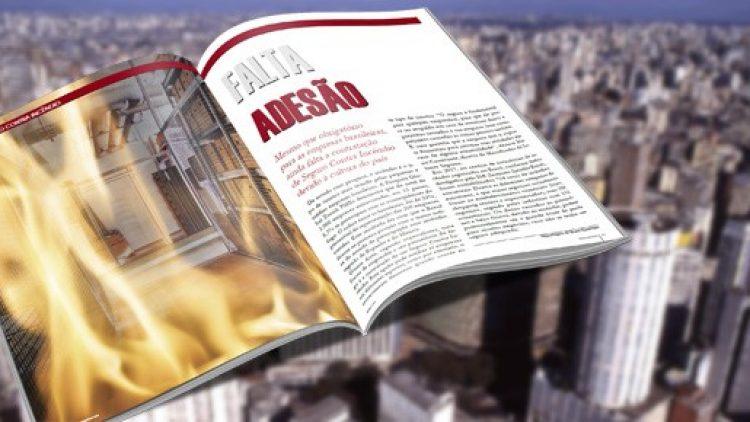 Presidente da Comissão de Riscos Patrimoniais de Grandes Riscos da FenSeg na Revista Emergência
