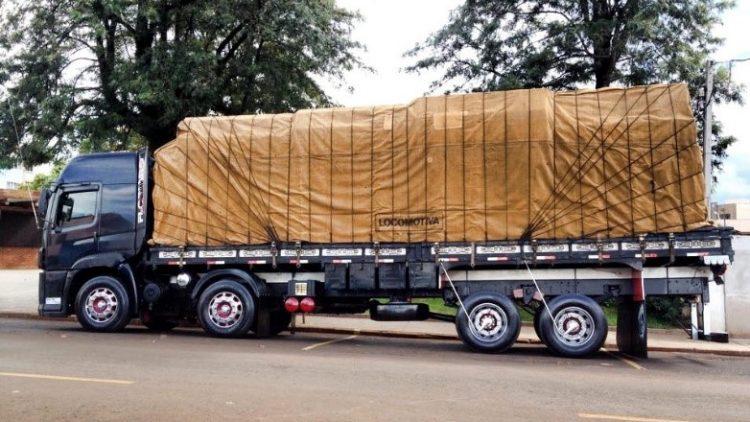 Sinistros no Transporte de Cargas podem diminuir em até 30% com amarração correta