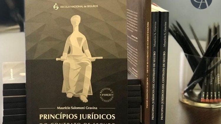 """Livro """"Princípios Jurídicos do Contrato de Seguro"""" reúne pontos centrais da relação entre segurador e segurado"""