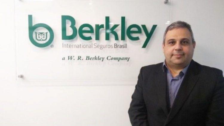 Berkley apresenta novo gerente para a filial Porto Alegre