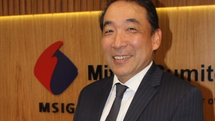 A japonesa Mitsui Sumitomo Seguros anuncia novo presidente da operação Brasil