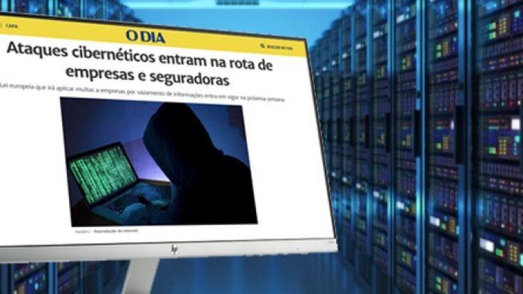 Na Mídia: Seguro Cibernético