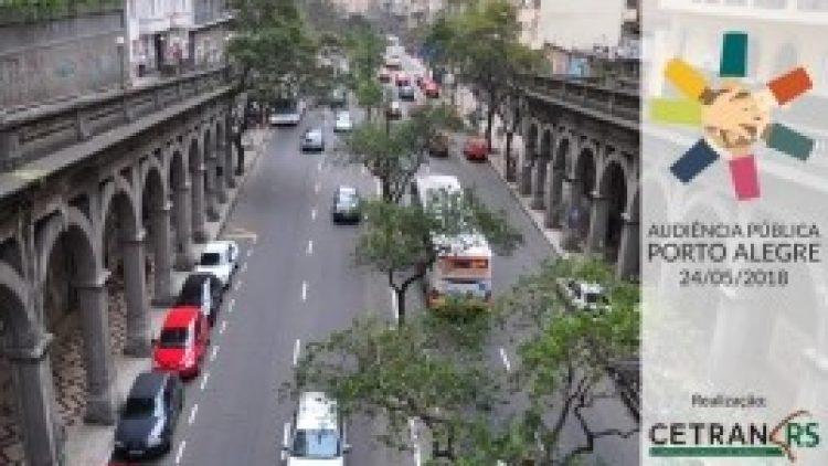 CetranRS promove audiência pública em Porto Alegre