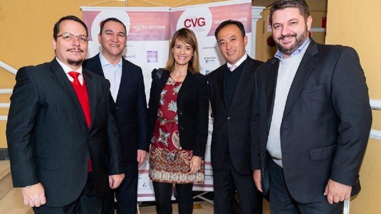 Grupo MBM marca presença em evento do CVG-SP