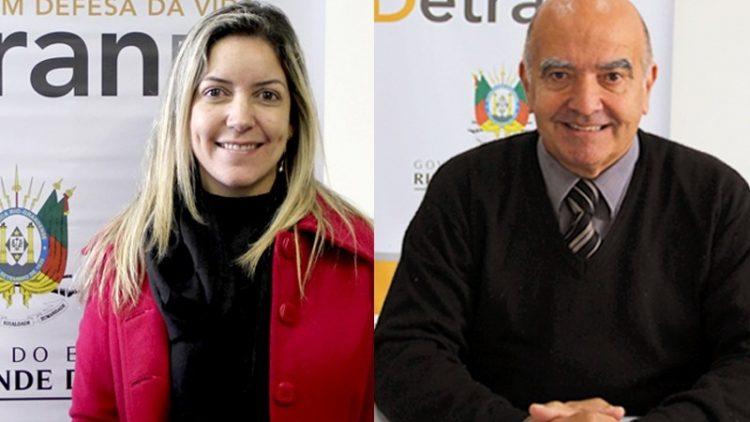 DetranRS tem dois novos diretores