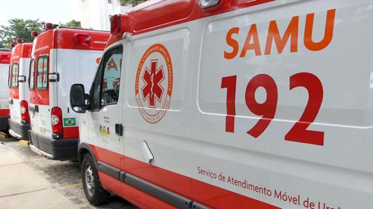 Ambulâncias novas do Samu estão paradas por falta de seguro em Londrina