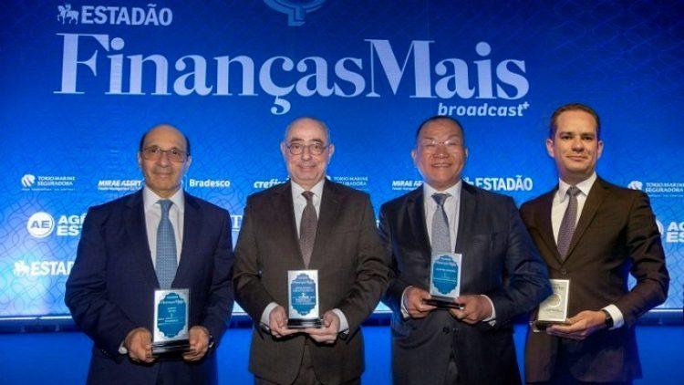 """Grupo Bradesco Seguros é destaque no prêmio """"Estadão Finanças Mais"""""""