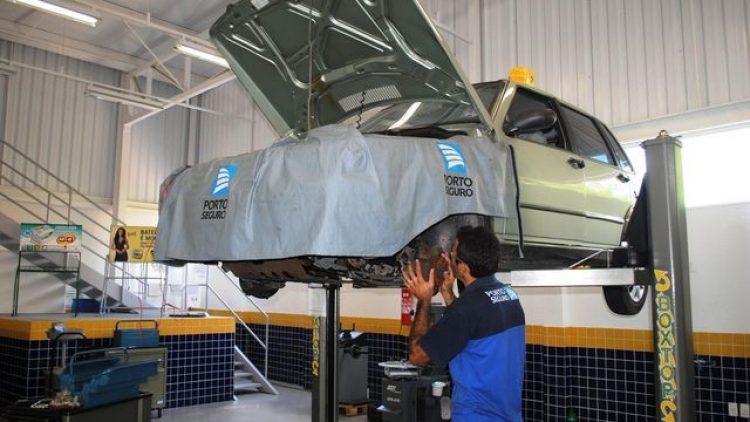 Centros automotivos porto seguro possuem pacotes promocionais para manutenção preventiva