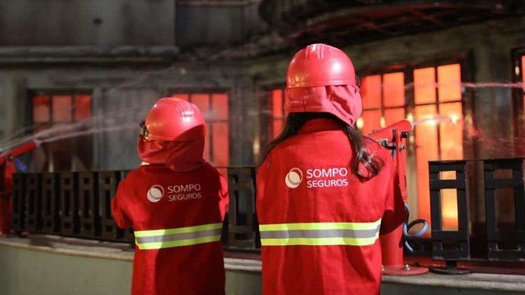 Sompo Seguros patrocina atividade da KidZania que ensina crianças a lidar com situações de emergência