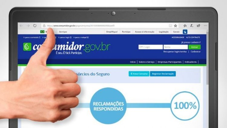 Seguradora Líder fecha primeiro semestre com índices positivos no Consumidor.gov