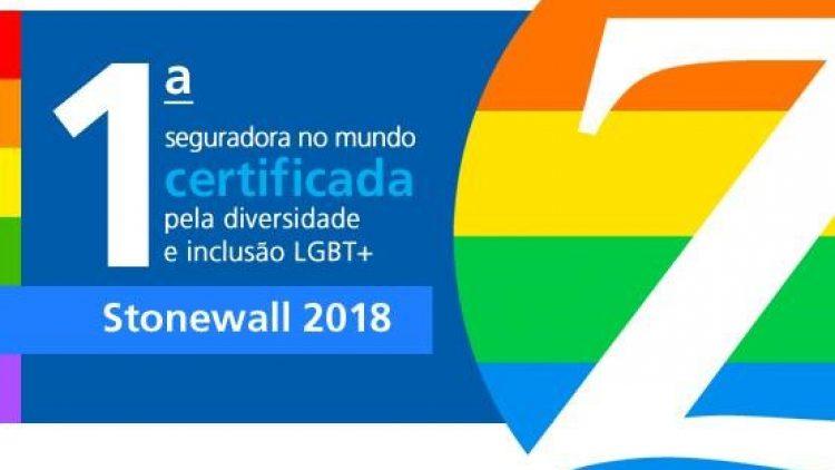 Seguradora é nomeada membro de rede global pelos direitos LGBT+