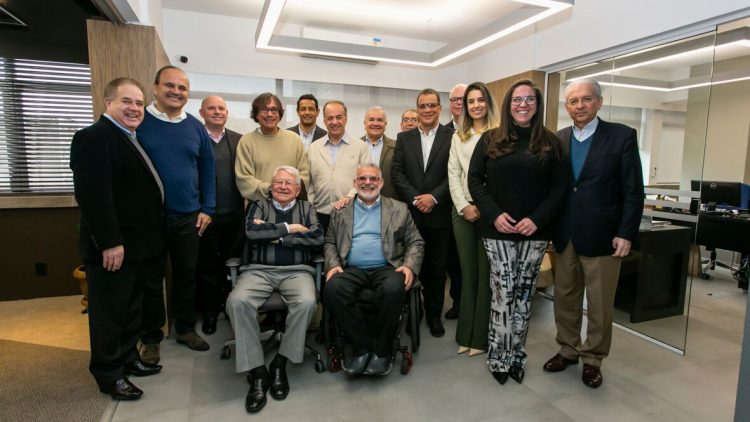 Sindicato recebe reunião de Presidentes dos Sindseg's