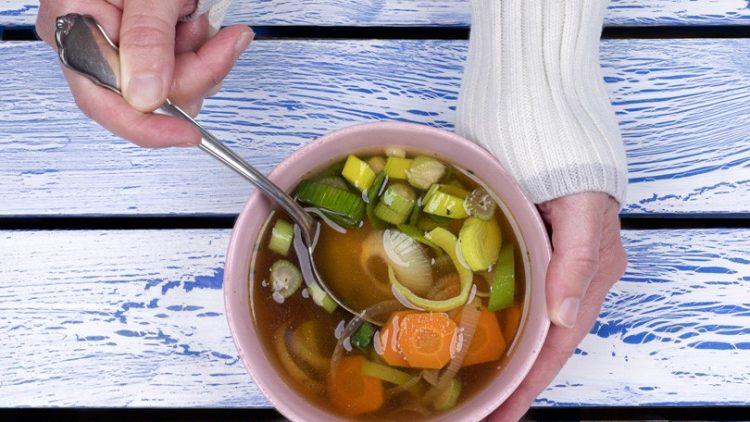 Dicas de boa alimentação nos dias frios, para um inverno sem excessos de calorias