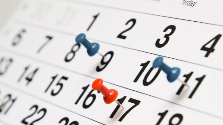 Agenda SINDSEGRS agosto e setembro de 2018