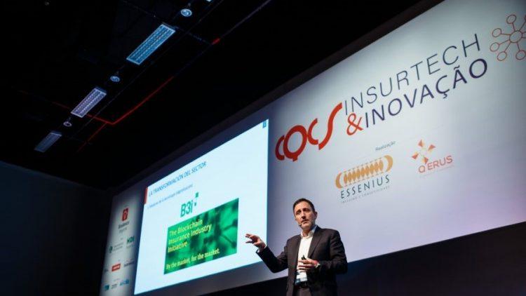 Diretor Global de Inovação da MAPFRE mostrou que as seguradoras devem trabalhar muito próximas das Insurtechs