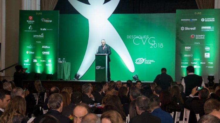 CVG-RS premia os destaques de 2018