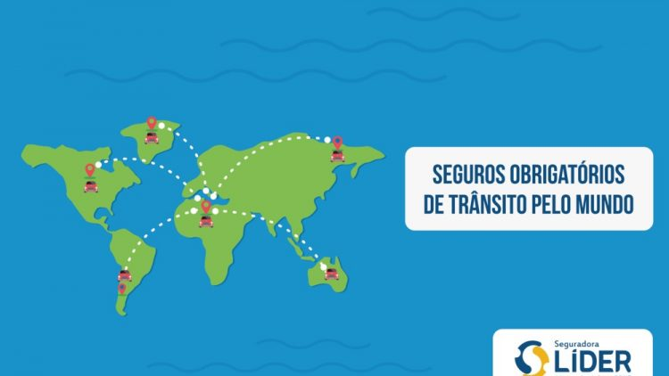 Você conhece os seguros obrigatórios de trânsito em todo o mundo?