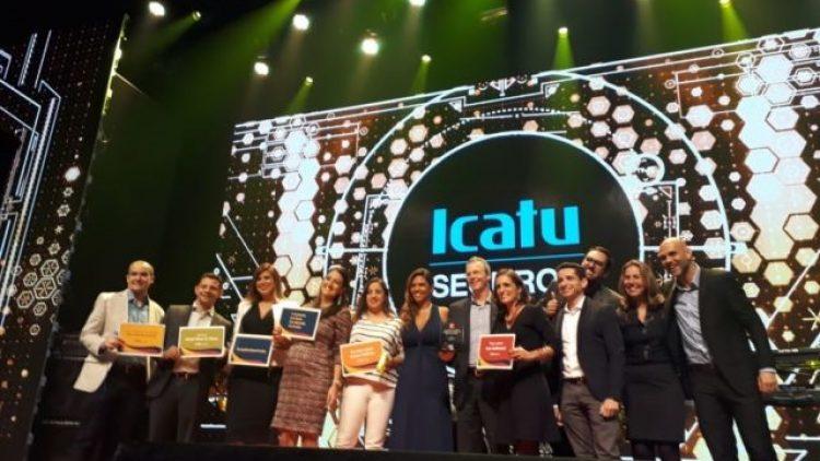 Icatu é eleita uma das melhores empresas com sede no Rio de Janeiro para trabalhar