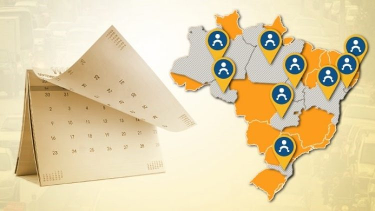 Confira os estados onde há vencimento do Seguro DPVAT no mês de setembro