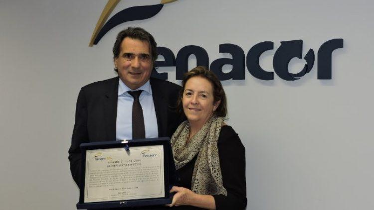 Fenacor presta homenagem aos 50 anos do Sincor-MG