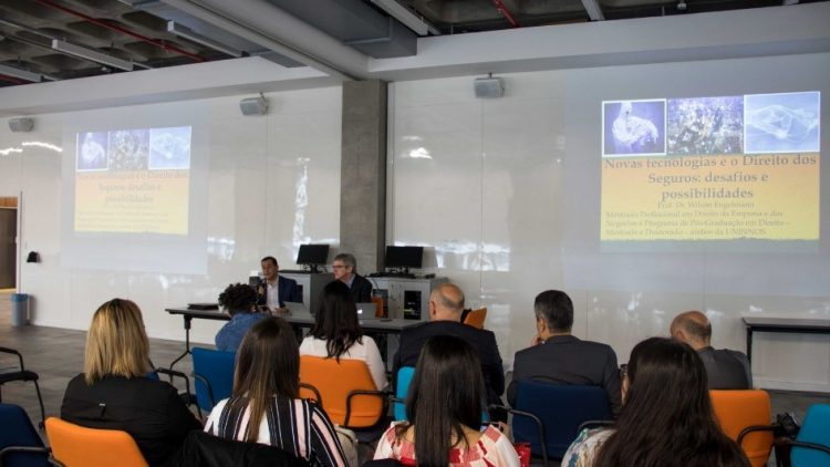 Impacto das novas tecnologias no direito do seguro é tema de seminário em Porto Alegre