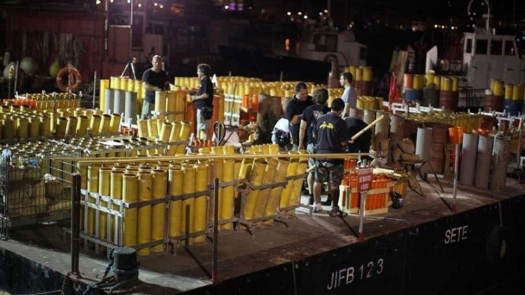 Zema quer seguradoras para fábricas de fogos de artifício