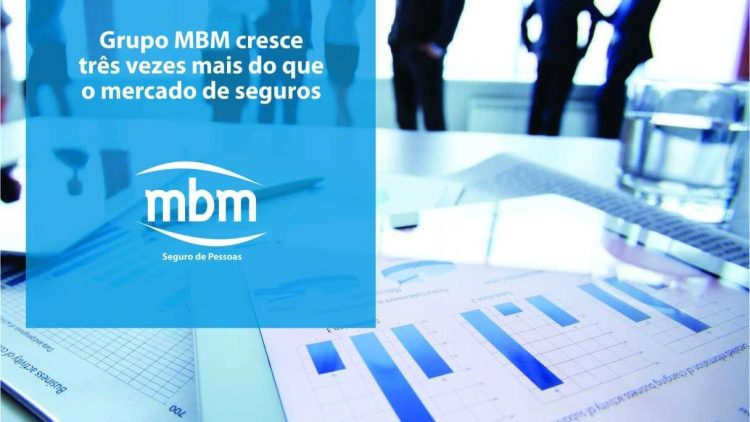 Grupo MBM cresce três vezes mais do que o mercado de seguros