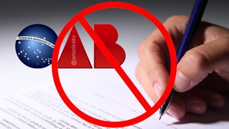 Advogada envolvida em fraudes de seguro é proibida de exercer profissão