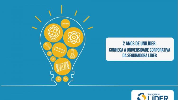 UniLíder: dois anos da Universidade Corporativa da Seguradora Líder
