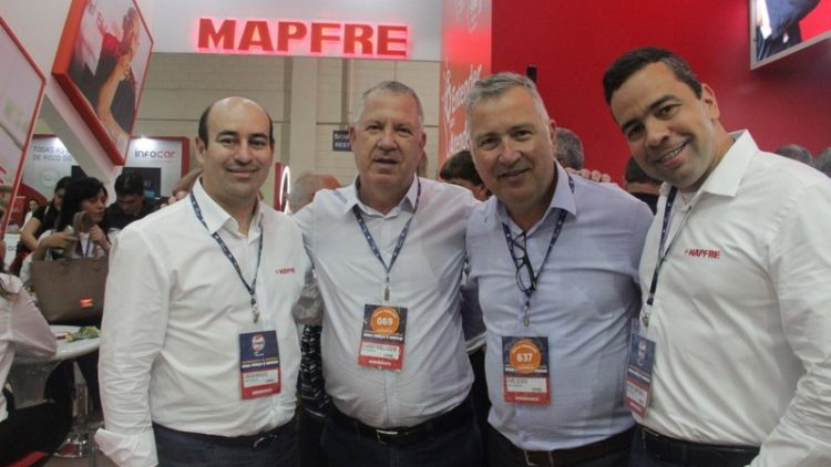 Estande da Mapfre é destaque no Conec 2018
