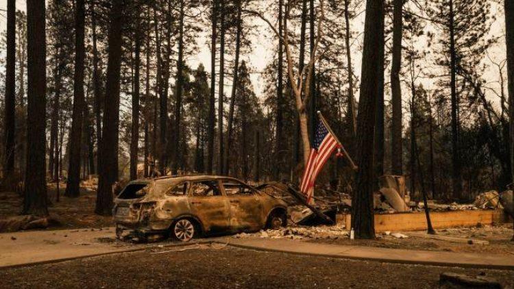 Incêndios na Califórnia custarão até US$ 13 bilhões às seguradoras