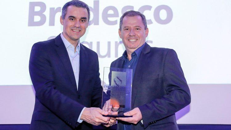 Grupo Bradesco Seguros conquista três troféus no Prêmio Seg News