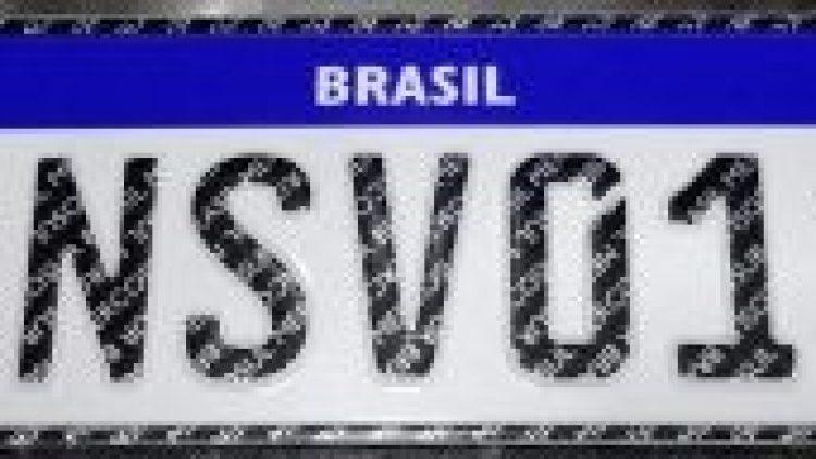 """Placa """"Padrão Mercosul"""": Brasil é único país que difere da resolução firmada pelos países do grupo"""
