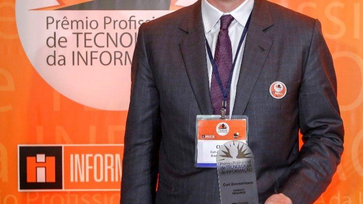 Diretor de TI e Operações do Grupo Bradesco Seguros entre os melhores em Tecnologia da Informação 2018